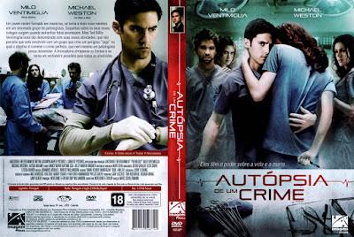 Filme Autópsia de Um Crime (Pathology) DVD Capa