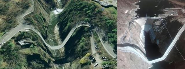 Penampakan Foto-Foto Gagal di Google Earth Yang Jadi Bukti Kalo Google Juga Punya Kelemahan