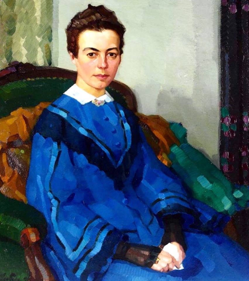 Leo Putz - A Tyrolean Painter (1869 - 1940)