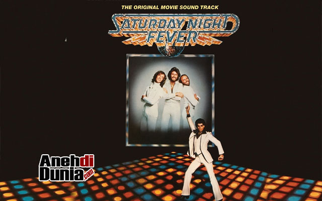 Bee Gees – Saturday Night Fever
