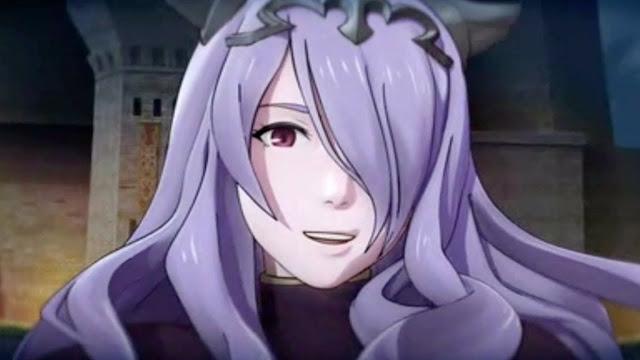 Nueva figura de Camilla (Fire Emblem Fates)