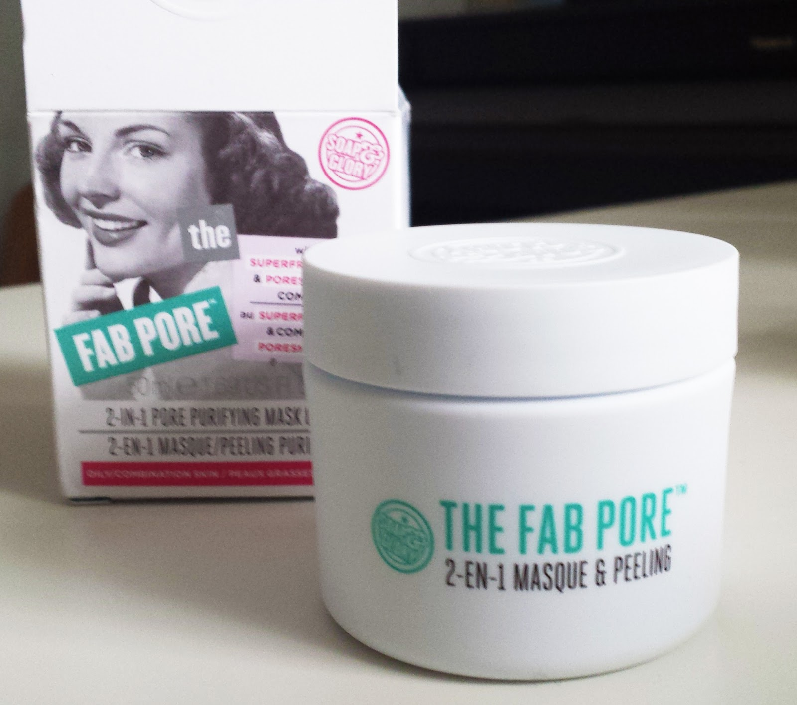 soap and glory, the fab pore, oily, acne prone, skin, skincare, facial, face mask, beauty, bbloggers