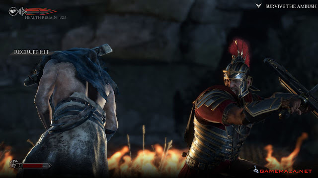 Ryse Son of Rome Gameplay Screenshot 3