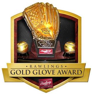 2018 MLB Gold Glove Award winners List from Finalist.