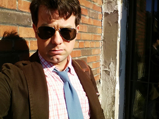 Out and About: The Return of #tiedayfriday