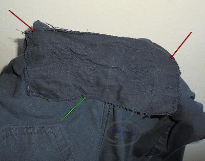 Adzik tworzy - jak naprawić spodnie w kroku