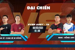 19h ngày 8/5: Chim Sẻ - Long Lê vs HeHe - Hồng Anh, trận chiến vì danh dự