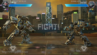 Download TRANSFORMERS: Forged to Fight v0.1.5 Apk + Data