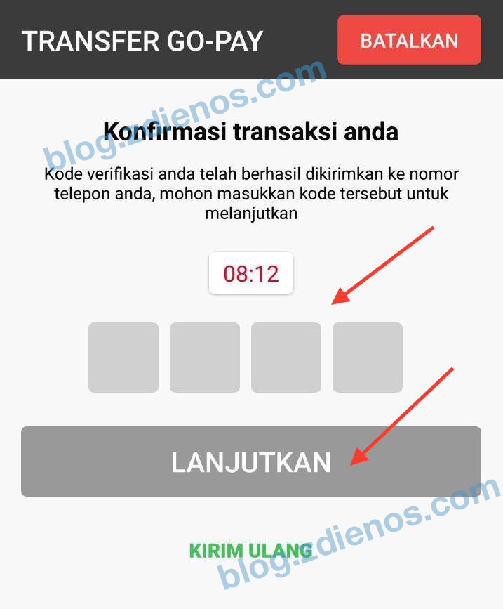 Gopay Gojek: Fitur Baru Di Aplikasi GoBis Driver GoJek