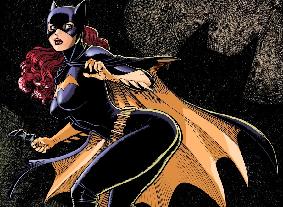 barbara gordon batgirl dc comics arthur adams