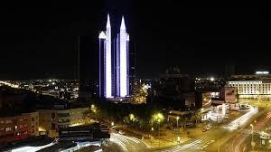 Zona cero luces simulan las torres