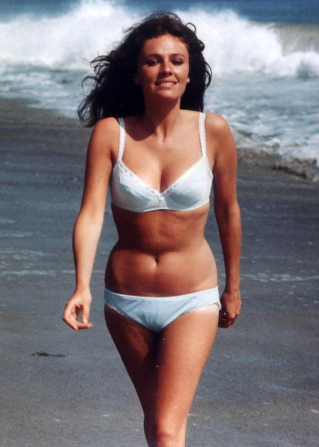 Jacqueline Bisset then and now