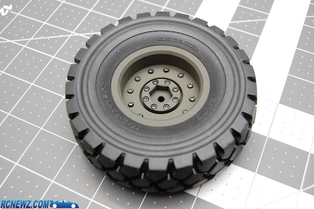 RC4WD Beast 2 wheels