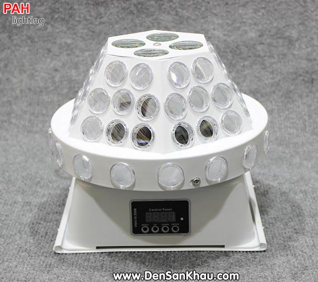 Màu sắc trẻ trung - sang trọng được nhấn mạnh trong phong cách thiết kế của đèn Led Fabu