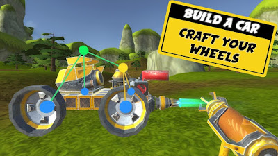 Evercraft Mechanic: Sandbox from Scrap Apk For Android Download