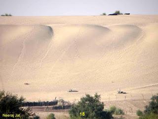 थार के सुदूर इलाकों में : किराडू - मुनाबाव - म्याजलार