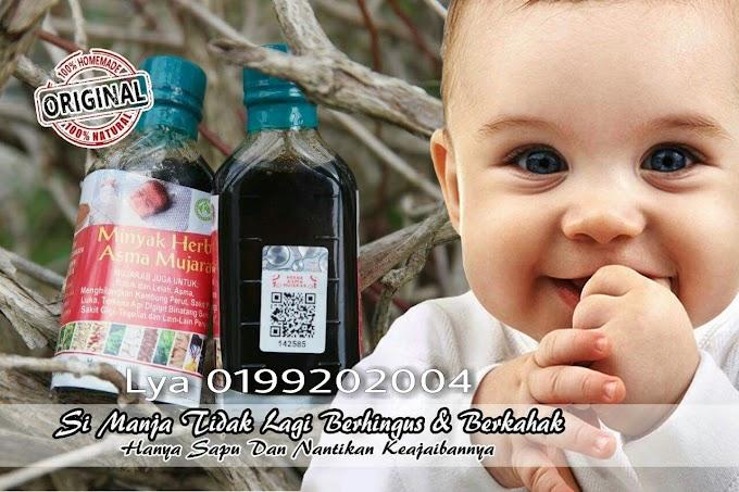 Minyak Herba Asma Mujarab Untuk Asma Lelah Dan Semput