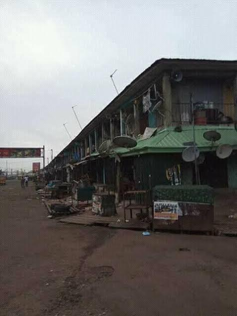 """c - Photos: Streets deserted as South East residents obey IPOB leaders """"Sit at home"""" order"""