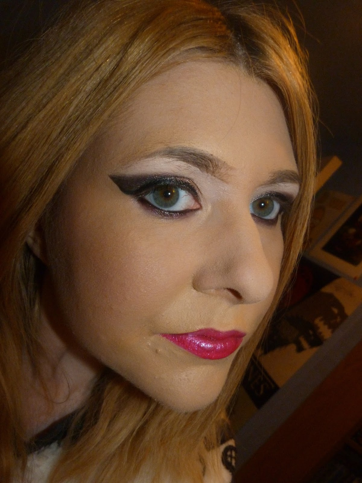 Makeup Junkie All About Mac Brushes Foundation: The Makeup Junkie's Diary: NYX Cosmic Metals