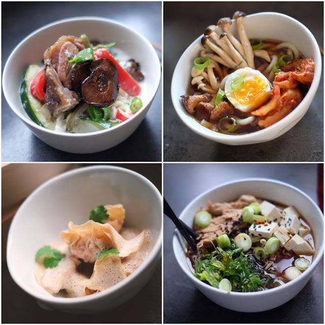 Asiatische Gerichte von Foobloggerin Janina Lindemann.