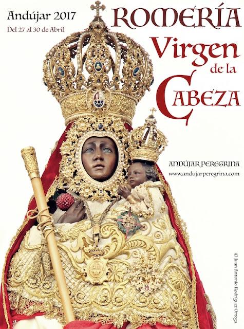 Cartel Romería Virgen de la Cabeza