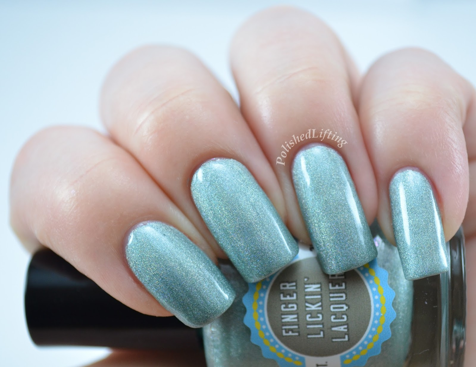 Finger Lickin' Lacquer Supernatural Moose