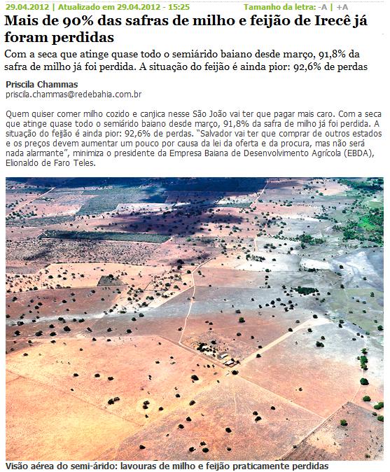 9ceaec7649f São manchetes dos jornais Catarinenses e do Brasil. Lavouras inteiras  perdidas. Estão morrendo devido à alteração do ph da terra que está  intoxicada por ...