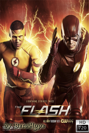The Flash Temporada 3 [720p] [Latino-Ingles] [MEGA]