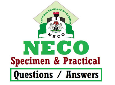 Neco Syllabus For 2017 Pdf