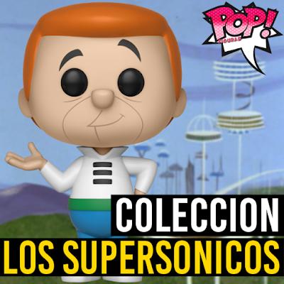 Lista de figuras funko pop de Funko POP Los Supersónicos
