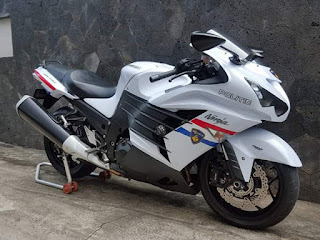 RAJA MOGE : JUAL Kawasaki ZX14 Full Paper
