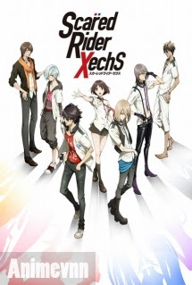 Scared Rider Xechs - Anime 2016 Poster