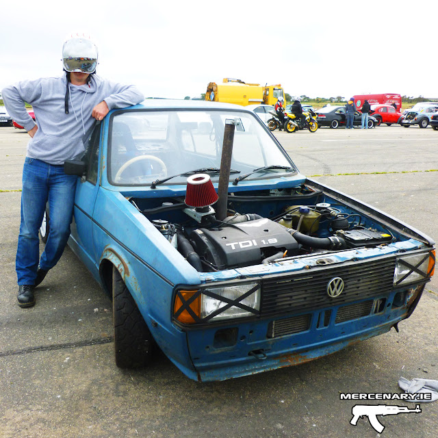 Mercenar Garage - Bishopscourt Drag Racing