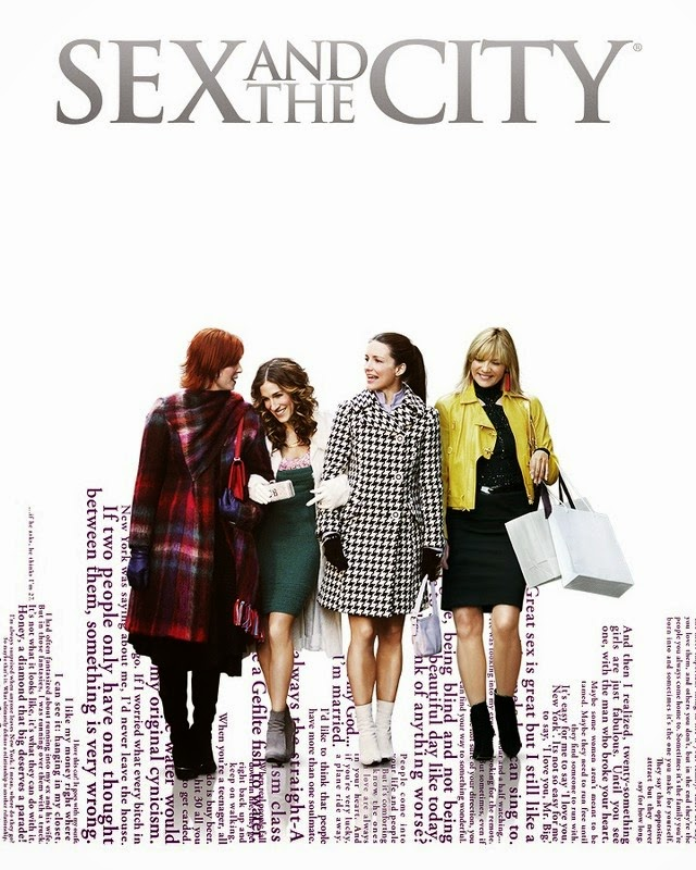 Sex and The City - Phim Cấp Ba
