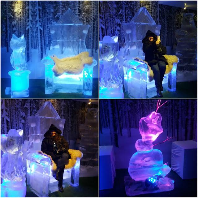 O que fazer no centro de Gramado -   Ice Bar Boreal