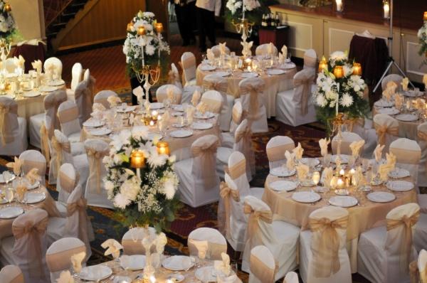 Wedding Table Decor 1