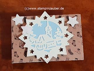 Geschenkverpackung Silvi Provolija Weihnachtskalender