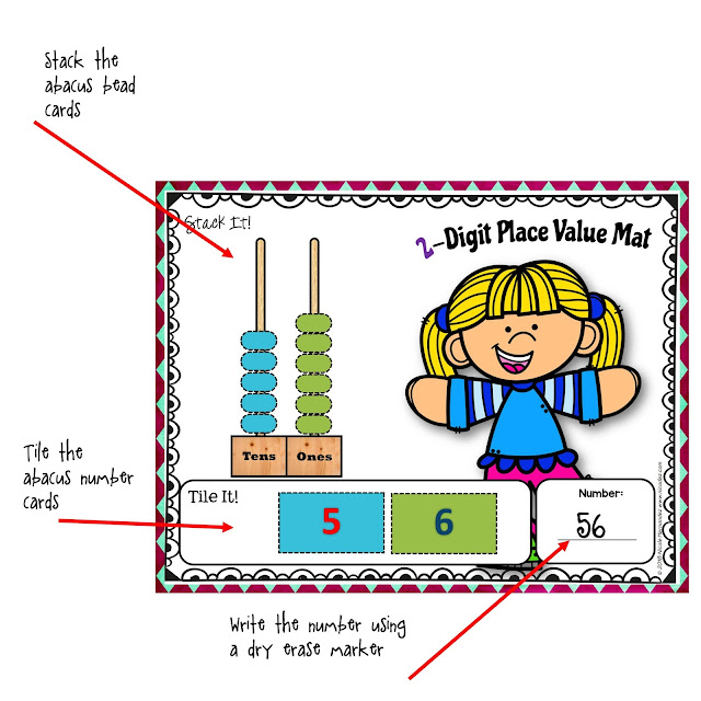 place value; base ten
