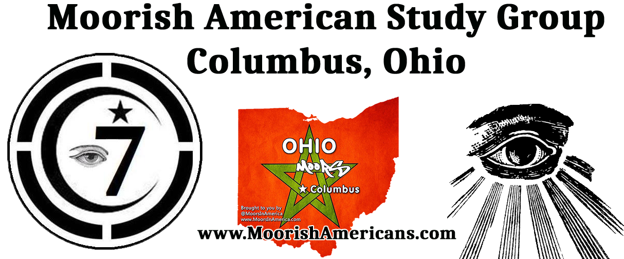 Moorish American Moslem Mission for Columbus Ohio
