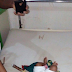 Mentally ill mother stabs her 8 months-old child in Ebonyi state (graphic photo)