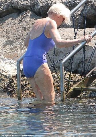 Bikini cougar tube