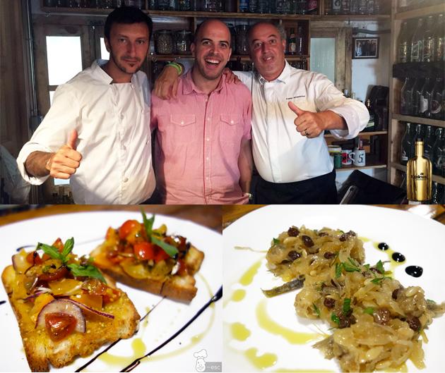 masterclass cocina italiana