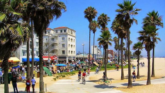 O que fazer em Los Angeles: Praias em Los Angeles