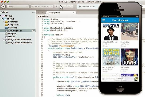 Setup Steps: Xamarin Tutorial: Use C# to Create iOS, Android
