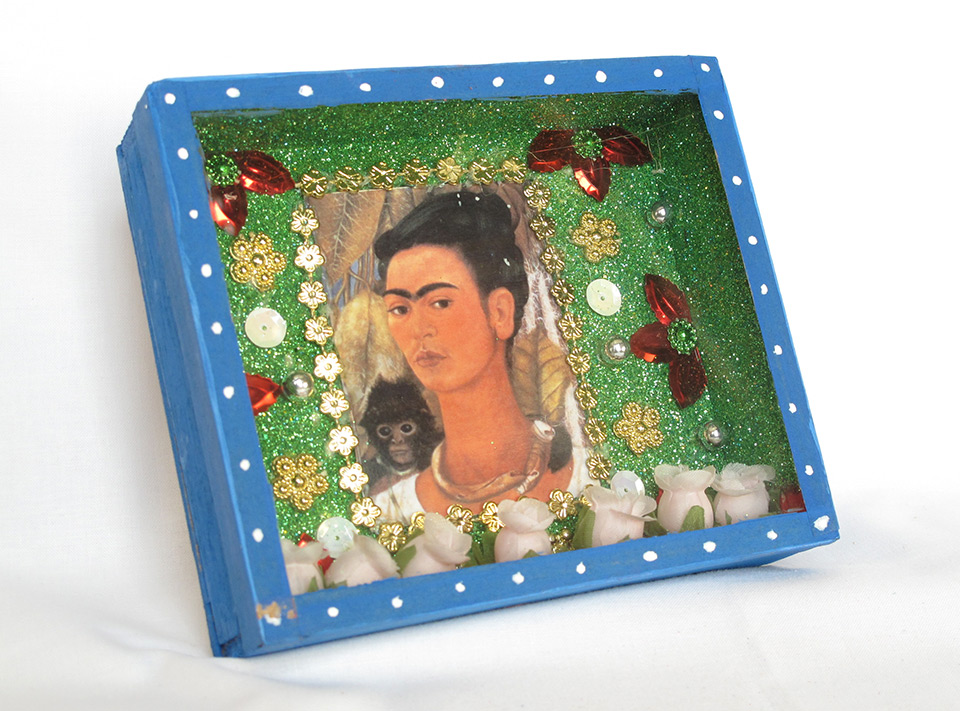 frida kahlo gifts arts and crafts ideas projects