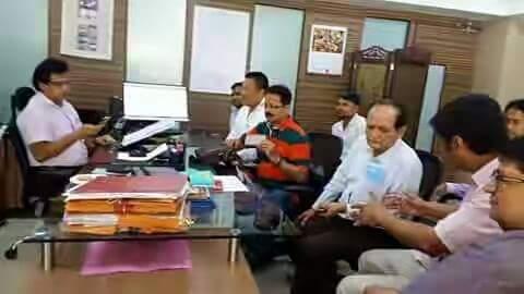 AAGSU, AGS and BGP delegates NRC coordinator non OI for Gorkhas