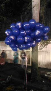 aneka balon gas pelepasan