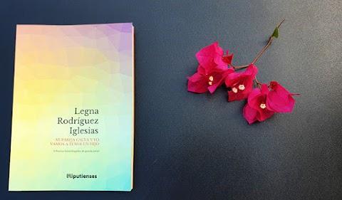 Legna Rodríguez Iglesias en «Lunes de Poesía»