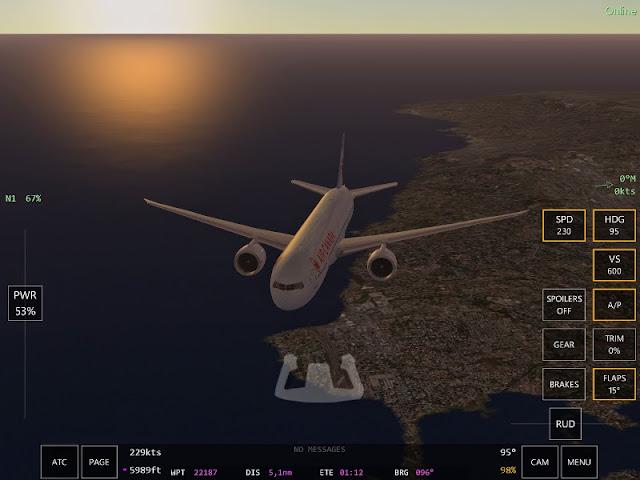 B777 Infinite Flight