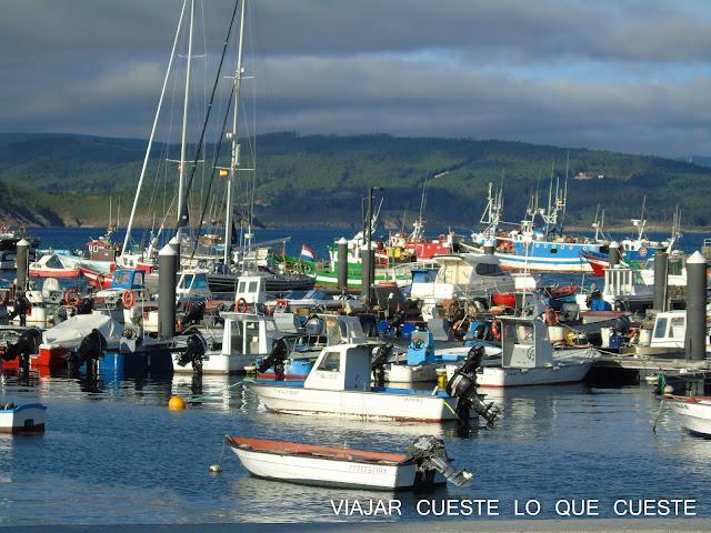 Puerto de Finisterre